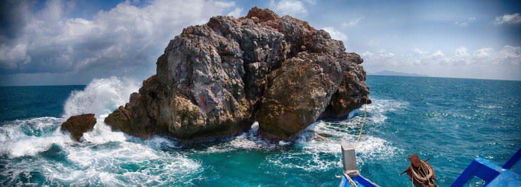 Tauchen mit Member Diving bei Sail Rock