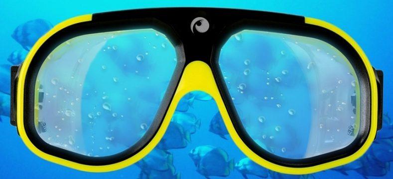 Beschlagene Tauchmaske - Member Diving