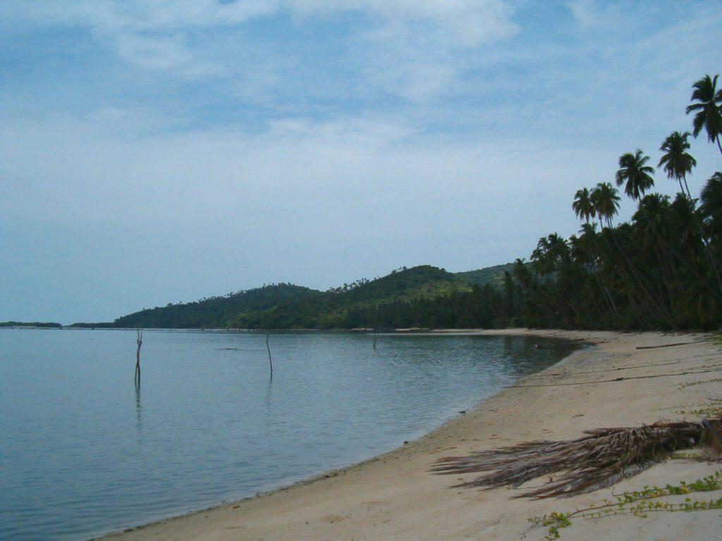 Schnorcheln und Strand