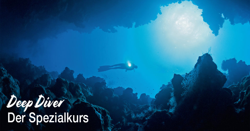 Der Spezialkurs Deep Diver