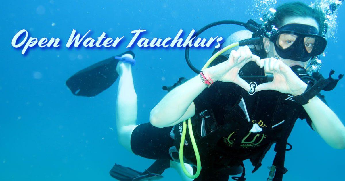 Open Water Tauchkurs