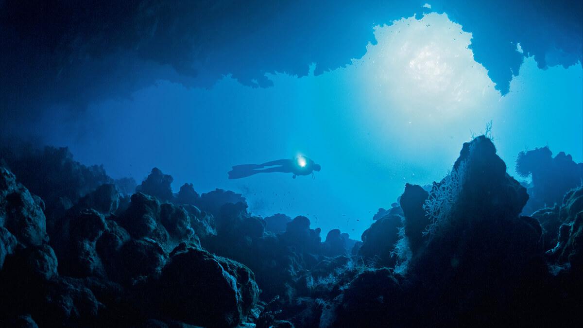 Deep Diver / Deep Diving