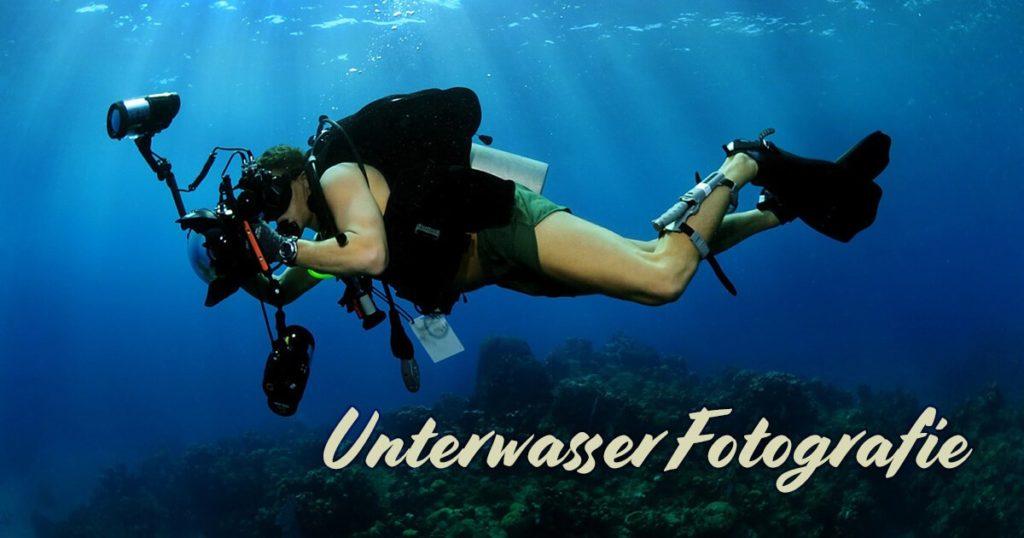 Welche Kamera für die Unterwasser Fotografie?
