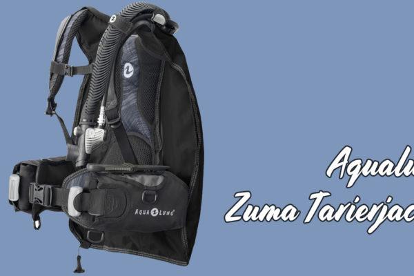 Aqualung Zuma Reise Optimiertes Tarierjacket