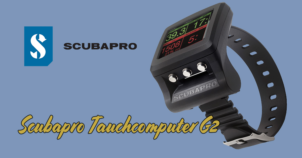 Tauchcomputer G2 – von Scubapro