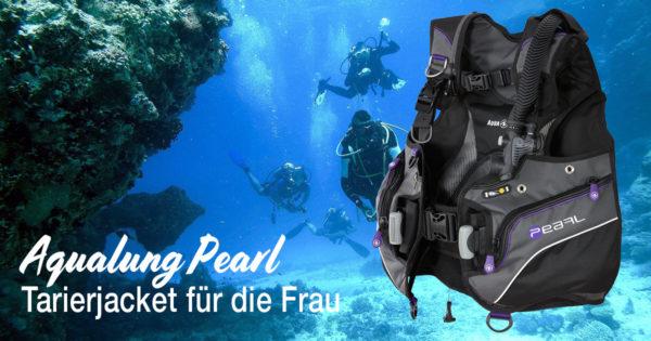 Aqualung Pearl - Tarierjacket für die Frau