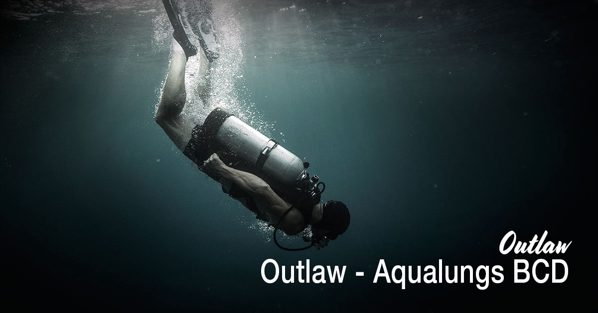Outlaw – Aqualungs BCD